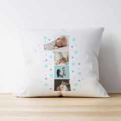 Photo Upload Cushion - 1 Year - 4 photos