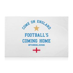 Come On England 8ft x 5ft Banner