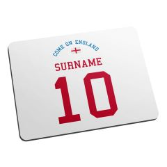 Come On England Mouse Mat