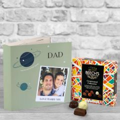 Out of This World Fathers Day Olive - Chocolate Box Gift Card