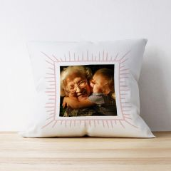 Photo Upload Cushion - Grandma