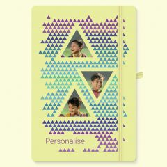 Geomteric - Triangles Notepad