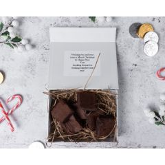 Personalised Letterbox Gluten Free Brownies